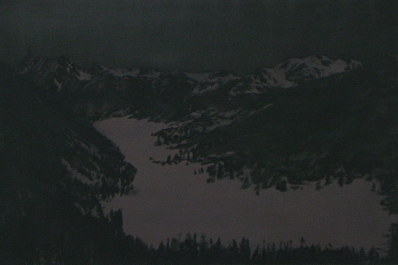 Untitled, Oil on canvas,80x120cm, 2011