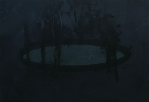 Untitled, Oil on canvas,130x190cm, 2012