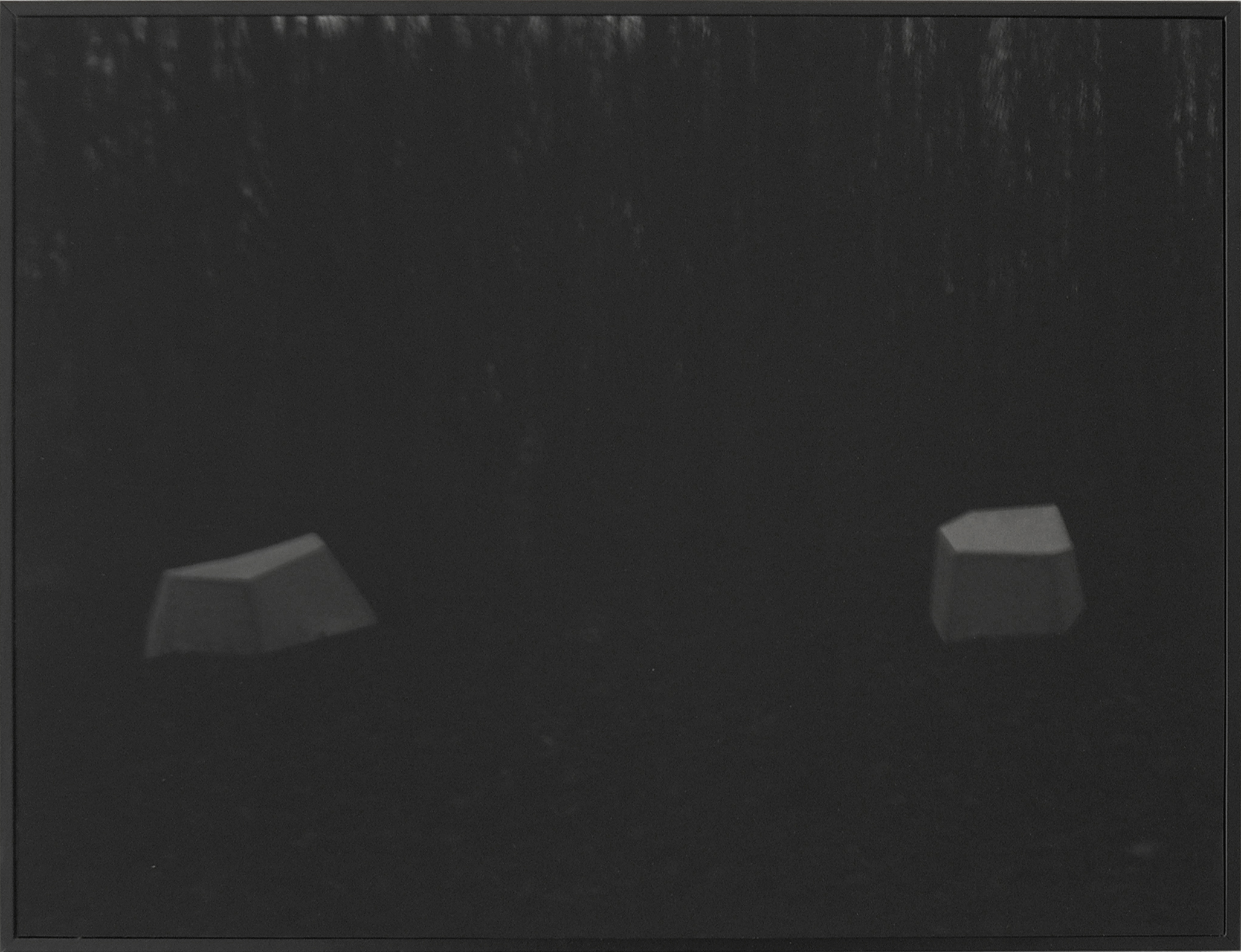 Photographs from the serie Blank Module, b/w print, Work in progress, 2015