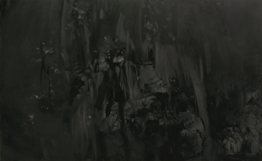 untitled, Oil on canvas, 140x230cm, 2012
